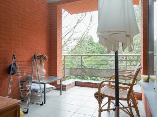 Modern appartement (2005) van 85m² met 2 slaapkamers en terras.<br /> Onmiddellijk vrij ! Schotelantennes zijn niet toegestaan.<br /> Energiezuin