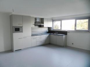 Gerenoveerd appartement met 2 slaapkamers + privé parkeerplaats op de 2e verdieping. GEEN gemeenschappelijke kosten! Zeer centraal gelegen in c