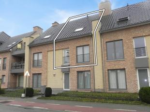 """In het hart van Dilsen gelegen appartement met zicht op een grote gemeenschappelijke vijver! Het gebouw """"Residentie De Lente"""" is gelegen langs de Carr"""