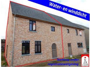 LIGGING /OMGEVING <br /> Mooie duurzame woning gelegen aan een gloednieuw woonerf in het hart van de Maasvallei. Ideale woonoplossing voor jonge poten