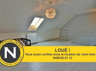 Huis te huur                     in 6001 Marcinelle
