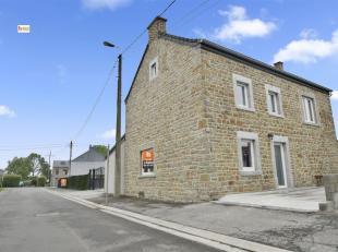 Entièrement rénovée et idéalement située dans le charmant village de Marchin, cette belle maison en pierre davoine
