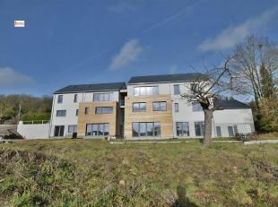 Située dans l'agréable village de Marchin, proche des commodités, Magnifique résidence comprenant 6 appartements de 2 &agr