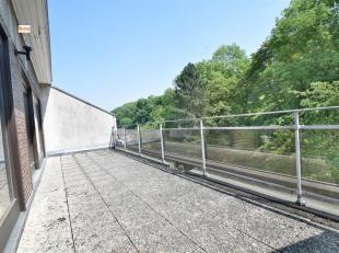 Proche du centre-ville et des commodités, ce magnifique Penthouse/Duplex de standing avec une vue verdoyante, se compose comme suit : 4e &eacut