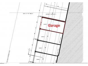 RS HOMES IMMO verkoopt deze nieuwe garage gelegen in de nieuwbouwresidentie 'Beau' gesitueerd in de Brusselstraat te Ninove. Ideaal voor de inwoners v