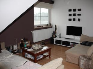 Bel appartement une chambre très proche des voies de communication (E411, RN25, N4,...) et de Louvain-La-Neuve. Il se situe au 3ème &eac