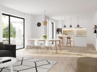 Deze ontwikkeling van 52 appartementen is onderverdeeld in 5 strakke, kleinschalige appartementsgebouwen gelegen aan de golf van Breendonk. Appartemen