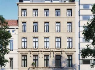 Op zoek naar een luxeappartement op de Frankrijklei in hartje Antwerpen? DCA Woonprojecten restaureert dit authentiek herenhuis uit 1872 naar een excl