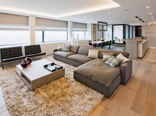 Dit exclusief villa-appartement (netto bewoonbare oppervlakte van 192m²) wordt gekenmerkt door zijn aandacht voor functionaliteit, ruimte en het