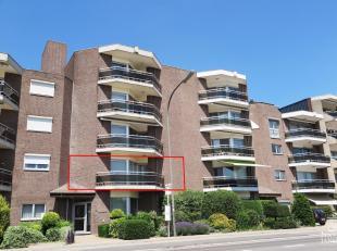 Dit appartement ligt op wandelafstand van het centrum van Maaseik en is verrassend ruim ingedeeld. De drie slaapkamers, grote leefruimte, voldoende op