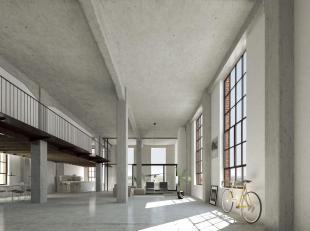 Een eigen loft met een groot overdekt zuidgericht terras, hoge plafonds en massa's ruimte? Volledig ingerichte MODELLOFT te bezoeken op afspraak Grenz