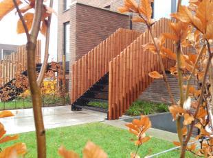 Het nieuwbouwproject oHase is gelegen in de Frans Tempelsstraat, naast het Albertkanaal. Elke woning geniet van uitzicht op het groene park en ligt op