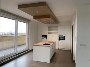 Ruim instapklaar penthouse van 170m² met terras van 90m²<br /> Dit volledig instapklaar appartement is gelegen net buiten het centrum van Pe
