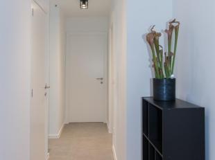 Luxueus modelappartement met twee slaapkamers op het gelijkvloers.<br /> Het nieuwbouwproject oHase is gelegen aan de Canadastraat en Handelskaai, naa