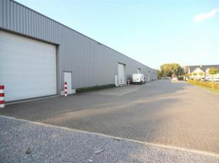 """Dit multifunctioneel bedrijfsgebouw van 930m² is gelegen in Diepenbeek, centraal in Limburg in het KMO-gebied """"poort Genk 4333"""" (achter de Jaga),"""