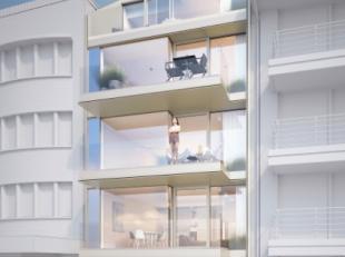 LAATSTE APPARTEMENT !!! Ideaal voor vaste bewoning en/of jaarverhuur !!! Dit appartement is gelegen in nieuwbouwproject SALT in St-Idesbald. De reside