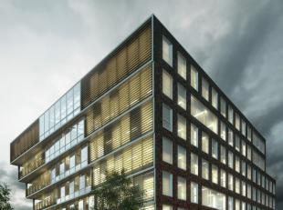 Moderne kantoren te Gent vlakbij het station Gent-Dampoort.<br /> Private kantoren met veel natuurlijk licht, het gebouw is vlot te bereiken met de wa