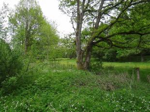 """Terrain agricole situé à Ville-du-Bois, dans un quartier très calme à proximité de la piste vélo """"ravel"""". Ce"""