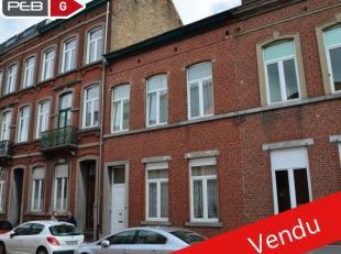 Maison à vendre                     à 5000 Namur
