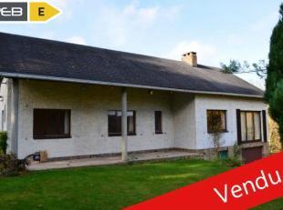 Maison à vendre                     à 5100 Wepion