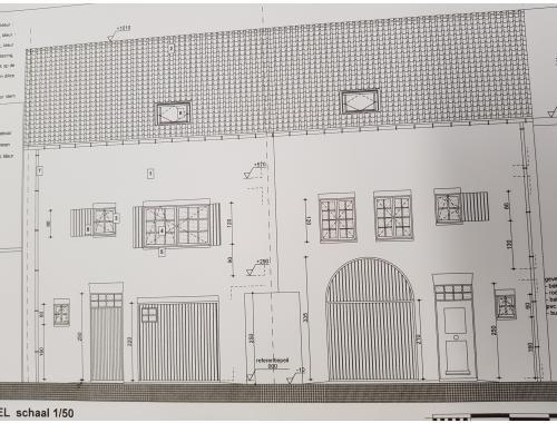 Maison style pastorie à vendre à Landen, € 190.000