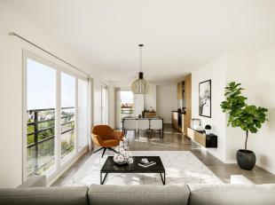 Appartement Verkocht                     in 1400 Nivelles