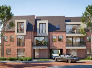 Dit nieuwbouwappartement (70 m²) in het landelijke Schendelbeke gelegen in een kleine residentie van 9 appartementen.<br /> Dit appartement is vo