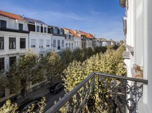 Een-slaapkamer appartement met groot terras in herenwoning.<br /> Op de eerste verdieping van deze herenwoning vinden we dit één-slaapka