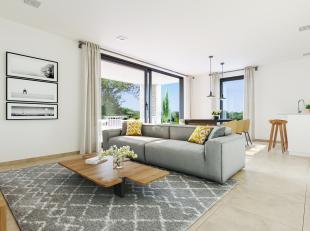 Penthouse op de 2de verdieping. Dit appartement is een BEN woning. (Bijna energie neutrale woning) Waar u door eigen zonnepanelen het noodzakelijke E-