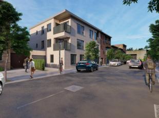 Dit nieuwbouw appartement, dat onderdeel uitmaakt van een appartementsgebouw met vijf units, schittert in de lente van 2020 in de Kempenlandstraat, di