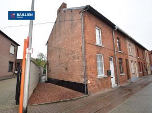 Gezellige halfopen bebouwing in de stadsrand van Tongeren.<br /> Welkom in de Kanjelstraat te Tongeren.<br /> U bevindt zich hier in de stadsrand van