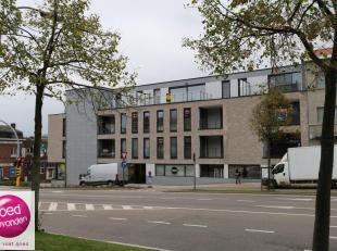 Mooi nieuwbouw-appartement met1 slaapkamers,terras,kelder en parking ;rustig gelegen in de Keverstraat op enkele passen van het stadscentrum.<br /> Ge