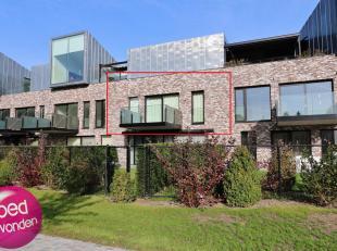 Een topper in zijn categorie, op een exclusieve ligging!<br /> Prachtig gelegen appartement van meer dan 112 m² + terras, omgeven door rust en gr