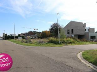 Groot perceel voor open bebouwing van 11a 31ca met een uitstekend zuid-gerichte zonoriëntatie, gelegen in de mooiste villawijk van Tongeren.<br /