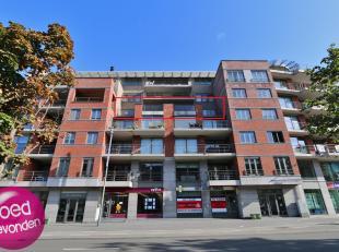 Appartement op topligging met 3 slaapkamers en 72 m² terrassen, prachtig open zicht voor- en achteraan, ondergrondse parkeerplaats inbegrepen.<br