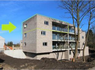 Dit energiezuinig appartement is gelegen op de tweede en bovenste verdieping van een volledig nieuw appartementsgebouw, Project Lindepark. Op wandelaf