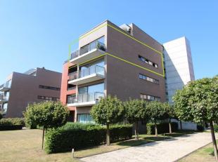 MODERN APPARTEMENT OP DE DERDE VERDIEPING AAN DE ACHTERZIJDE IN RESIDENTIE 'DE SCHAETZENGAERDE'.<br /> Mooi uitzicht op groen, rustig en residentieel