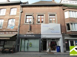 Goed gelegen, opgefriste handelsruimte vlakbij de Markt te Tongeren Hemelingenstraat.<br /> Voor meer info of een bezoek aan dit pand kan u telefonisc