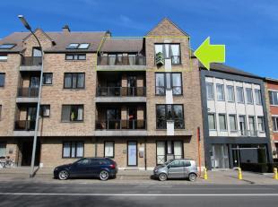 Dit appartement in het centrum van Tongeren is gelegen op de derde verdieping, met een open uitzicht op de middeleeuwse muur en de basiliek!<br /> De