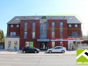 Dit appartement is gelegen op de tweede en derde verdieping van een recent gebouw (2010) net buiten het stadscentrum.<br /> Winkels, scholen en openba
