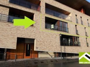Dit appartement is gelegen op de eerste verdieping van een recent appartementsgebouw de residentie 'Ambiorix' in het centrum van Tongeren.  Gemeenscha
