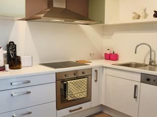Gezellig appartement op wandelafstand van het stadscentrum.<br /> <br /> Het appartement heeft volgende indeling: living met open keuken, slaapkamer,
