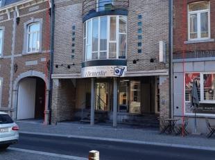Investeringspand op absolute toplocatie<br /> Dit investeringspand is gelegen in het centrum van Bilzen op de gekende Brugstraat. <br /> Gelijkvloers: