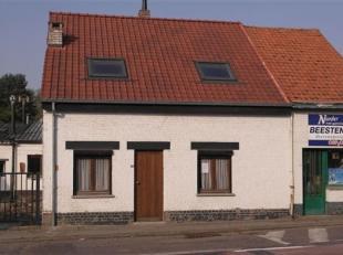 Deze betaalbare woning aan de rand van de stad Tongeren.<br /> Met verbouwingsplannen voor een comfortabele hedendaagse woning met tuintje of koer.<br