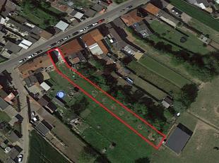 Terrain à vendre                     à 3404 Attenhoven