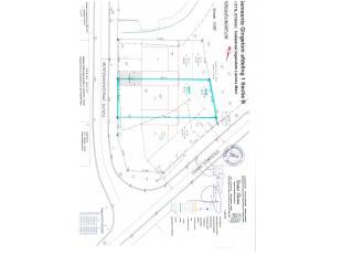 Zeer goed gelegen perceel bouwgrond bestemd voor open bebouwing.<br /> Deze bouwgrond van 6a33ca is gelegen op de hoek van de Montenakenstraat en de S