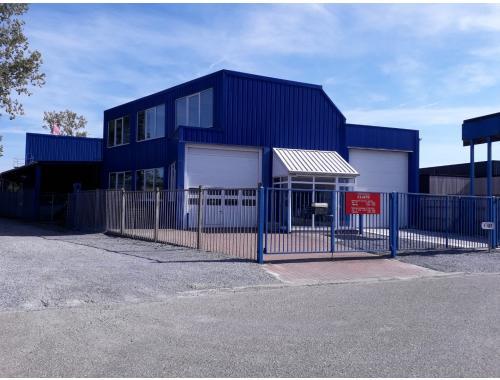 Bedrijfsgebouw te koop in Stevoort, € 465.000
