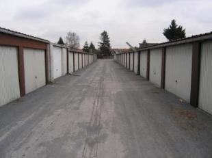 Garage te huur                     in 3800 Sint-Truiden