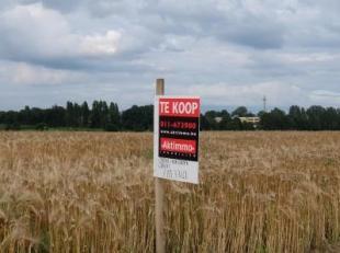 Landbouwgrond van 71 are 33 ca, momenteel verpacht