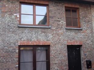 De Predikherenstraat in Zoutleeuw biedt haar bewoners werkelijk woonkwaliteit, geen doorgaand verkeer, geen sluipverkeer, ... wonen in het hart van de